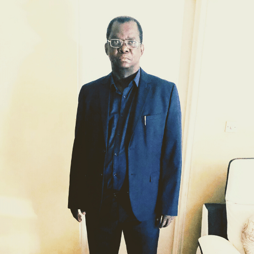 Photo de l'avocat Jean Pierre MBOTO Y'EKOKO NGOY