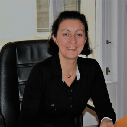Photo de l'avocat Marie-Pierre JABOULEY